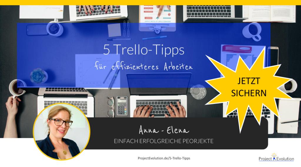 5 Trello-Tipps jetzt gratis sichern